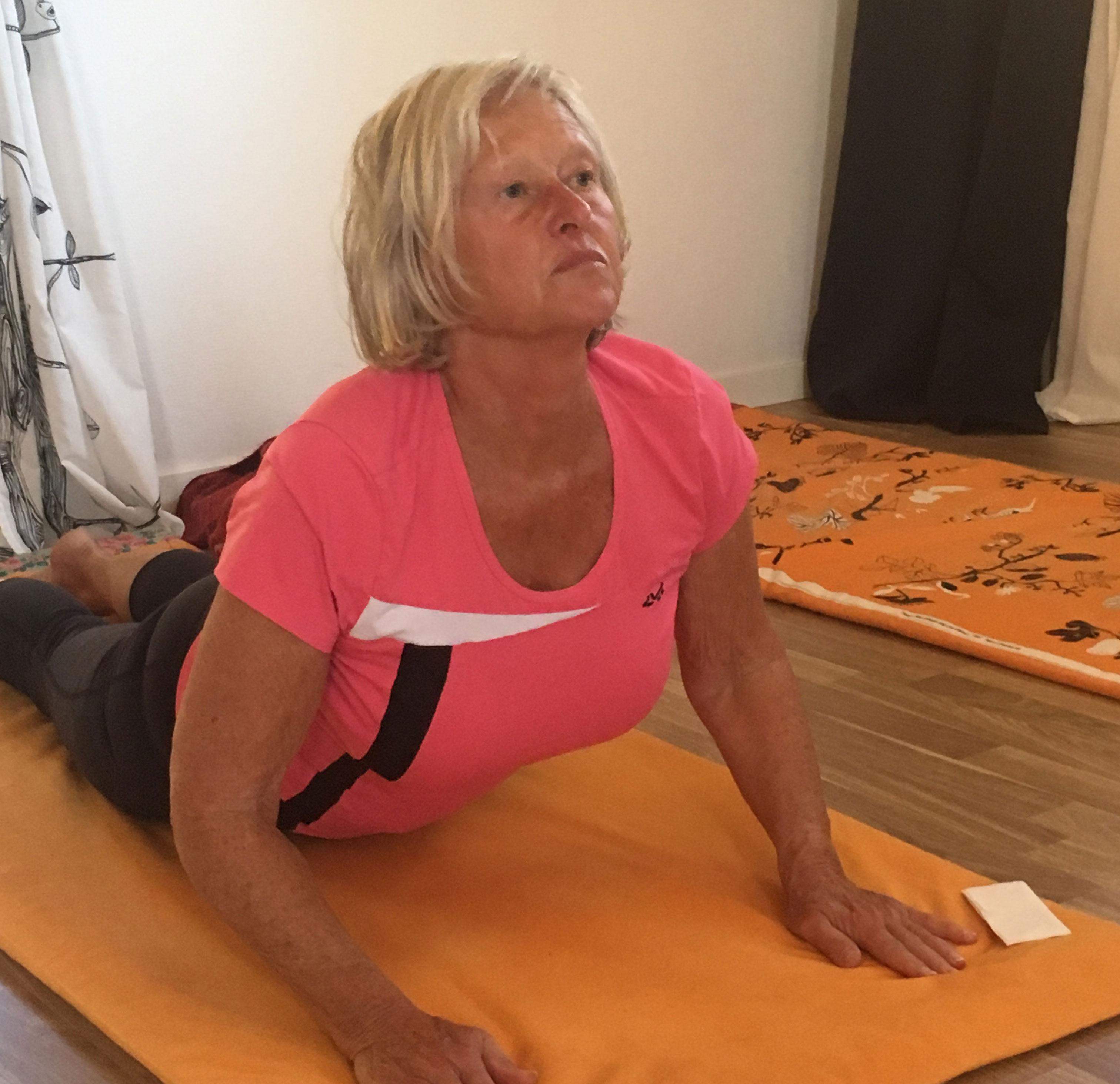 yoga-kvinnor